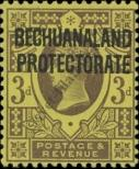 Stamp Bechuanaland Catalog number: 49