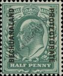 Stamp Bechuanaland Catalog number: 53