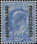 Stamp Bechuanaland Catalog number: 56