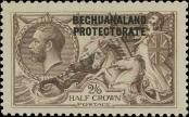 Stamp Bechuanaland Catalog number: 69