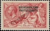Stamp Bechuanaland Catalog number: 70