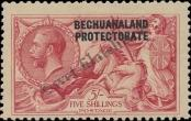 Stamp Bechuanaland Catalog number: 74
