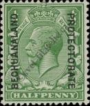 Stamp Bechuanaland Catalog number: 75