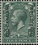 Stamp Bechuanaland Catalog number: 79