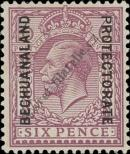 Stamp Bechuanaland Catalog number: 80
