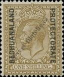 Stamp Bechuanaland Catalog number: 81