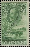 Stamp Bechuanaland Catalog number: 82