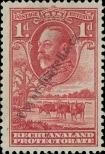 Stamp Bechuanaland Catalog number: 83