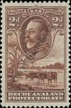Stamp Bechuanaland Catalog number: 84