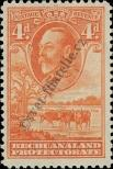 Stamp Bechuanaland Catalog number: 86