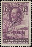 Stamp Bechuanaland Catalog number: 87