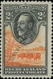Stamp Bechuanaland Catalog number: 89