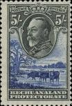 Stamp Bechuanaland Catalog number: 92
