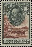 Stamp Bechuanaland Catalog number: 93
