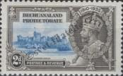 Stamp Bechuanaland Catalog number: 95