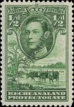 Stamp Bechuanaland Catalog number: 101