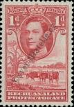 Stamp Bechuanaland Catalog number: 102