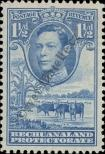 Stamp Bechuanaland Catalog number: 103