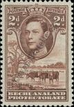 Stamp Bechuanaland Catalog number: 104