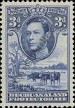 Stamp Bechuanaland Catalog number: 105