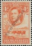 Stamp Bechuanaland Catalog number: 106