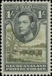 Stamp Bechuanaland Catalog number: 108