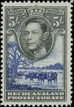 Stamp Bechuanaland Catalog number: 110