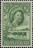 Stamp Bechuanaland Catalog number: 129