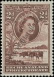 Stamp Bechuanaland Catalog number: 131