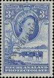 Stamp Bechuanaland Catalog number: 132