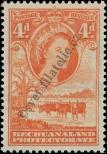 Stamp Bechuanaland Catalog number: 133