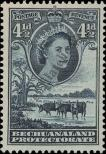 Stamp Bechuanaland Catalog number: 134
