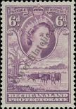 Stamp Bechuanaland Catalog number: 135