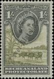 Stamp Bechuanaland Catalog number: 136
