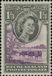 Stamp Bechuanaland Catalog number: 137