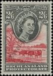 Stamp Bechuanaland Catalog number: 138
