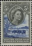 Stamp Bechuanaland Catalog number: 139