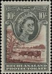 Stamp Bechuanaland Catalog number: 140