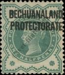 Stamp Bechuanaland Catalog number: 52