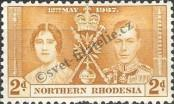 Stamp Northern Rhodesia Catalog number: 23