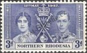 Stamp Northern Rhodesia Catalog number: 24