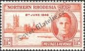Stamp Northern Rhodesia Catalog number: 46