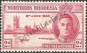 Stamp Northern Rhodesia Catalog number: 47