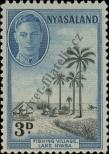 Stamp Nyasaland Catalog number: 74