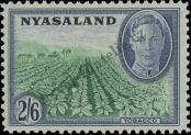 Stamp Nyasaland Catalog number: 80