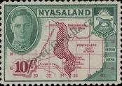 Stamp Nyasaland Catalog number: 82