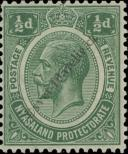 Stamp Nyasaland Catalog number: 23