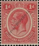 Stamp Nyasaland Catalog number: 24