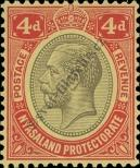 Stamp Nyasaland Catalog number: 28