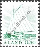 Stamp Åland Islands Catalog number: 2
